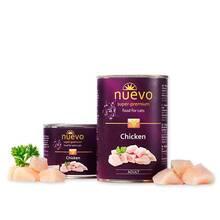 NUEVO Adult Chicken Cat - mokra karma dla dorosłych kotów, bogata w kurczaka