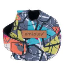 AMIPLAY Obudowa na smycz Adventure Infini, kolor abstrakcja