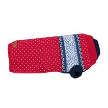 AMIPLAY Sweter dla psa Bergen w kolorze czerwonym