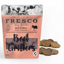 FRESCO Beef Grillers - miękkie przysmaki dla psa, 100g