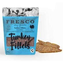 FRESCO Turkey Fillets - miękkie przysmaki dla psa, 100g