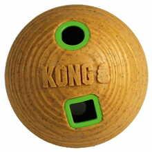 KONG Bamboo Feeder Ball M zabawka dla psa