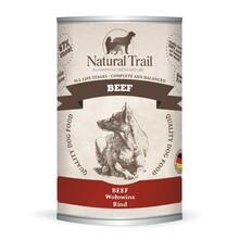 Natural Trail Beef - Mokra karma dla psa z wołowiną, 400g