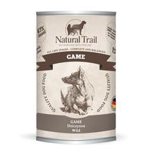 Natural Trail Game - Mokra karma dla psa z jeleniem i sarną, 400g