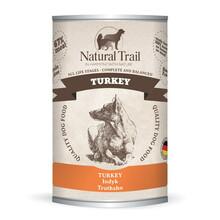 Natural Trail Turkey - Mokra karma dla psa z indykiem, 400g