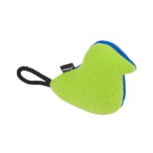AMIPLAY Pluszowa zabawka dla psa w niebiesko zielonym kolorze