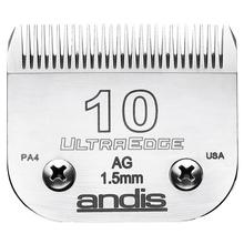 """ANDIS UltraEdge 10 - 1,5mm - wymienne ostrze do maszynek typu """"snap-on"""""""
