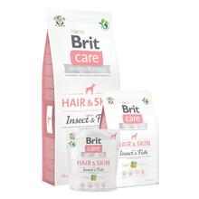 Brit Care Dog Hair & Skin Insect&Fish - karma dla psa z owadami