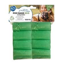 DUVO+ PooBags Eco - Biodegradowalne woreczki na psie odchody 8x20szt