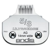 "ANDIS UltraEdge 5/8 Toe 0,8mm - wymienne ostrze do maszynek typu ""snap-on"""