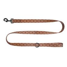 CHABA Smycz dla psa Fashion 130 cm, karmelowa