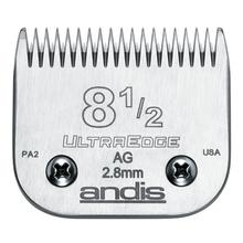 ANDIS UltraEdge 8,5 - 2,8mm - ostrze wymienne do maszynek typu snap-on