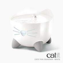 CATIT PIXI fontanna, poidło dla kota, kolor biały 2,5l
