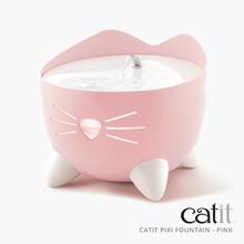 CATIT PIXI fontanna, poidło dla kota, kolor różowy 2,5l