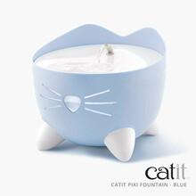 CATIT PIXI fontanna, poidło dla kota, kolor niebieski 2,5l
