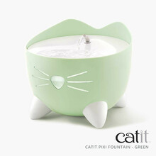 CATIT PIXI fontanna, poidło dla kota, kolor zielony 2,5l