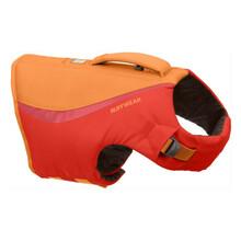 RUFFWEAR Float Coat - kamizelka do pływania dla psa, kolor red sumac