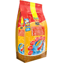 Tetra Pond KOI Sticks 50 L - Pokarm dla karpi koi