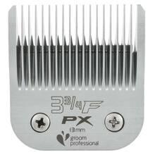 Groom Professional - ostrze stalowe w standardzie snap-on, nr 3 3/4F (13 mm)