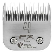 Groom Professional - ostrze stalowe w standardzie snap-on, nr 4 (9 mm)