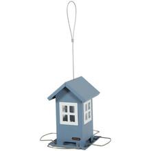 ZOLUX Karmnik Domek z 4 oknami, kolor szaroniebieski