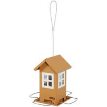 ZOLUX Karmnik Domek z 4 oknami, kolor miodowy