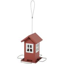 ZOLUX Karmnik Domek z 4 oknami, kolor ceglasty