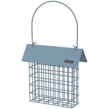 ZOLUX Dystrybutor do bloków tłuszczowych z daszkiem, kolor szaroniebieski