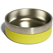 ZEE DOG Miska dla psa Tuff w kolorze limonkowym