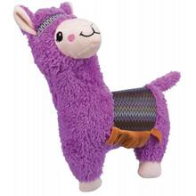 TRIXIE Pluszowa Lama - maskotka dla psa, 31cm