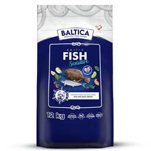 BALTICA Baltic Fish Sensitive Małe Rasy - Hypoalergiczna karma dla psa