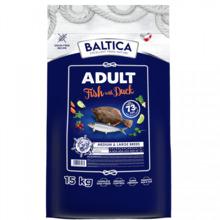 BALTICA Fish & Duck Średnie I Duże Rasy - Hypoalergiczna karma dla psa