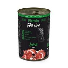 FITMIN FOR LIFE Dog Monoprotein Lamb - mokra karma dla psa z jagnięciną