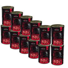 FITMIN FOR LIFE Dog Monoprotein Beef 12x400g Pakiet - mokra karma dla psa