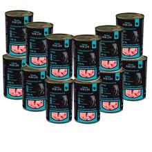 FITMIN FOR LIFE Dog Monoprotein Turkey 12x400g Pakiet- mokra karma dla psa z indykiem