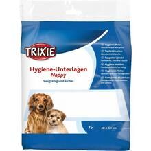 Trixie Hygiene-Unterlagen Napy - maty absorbujące (podkłady higieniczne) dla zwierząt 40x60cm 7szt