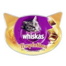 Whiskas Temptations paszteciki  dla kota 60 g