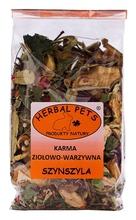 HERBAL PETS Karma ziołowo-owocowa dla  szynszyla 150 g