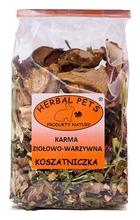 Herbal Pets Koszatniczka- karma ziołowo-warzywna 150g
