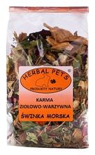 Herbal Pets Świnka Morska- karma ziołowo-warzywna 150g