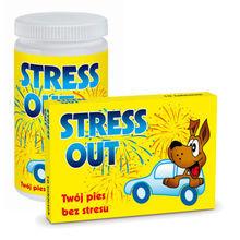 Preparat uspokajający STRESS OUT Twój pies bez stresu... 60tabl lub 10 tabletek