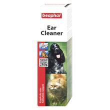 BEAPHAR Ear Cleaner - krople do uszu dla psów, kotów i innych zwierząt domowych, 50ml