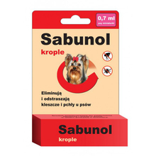 Sabunol- krople 0,7 ml