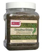 Kong Premium Catnip - kocimiętka, słoik 56,7 g