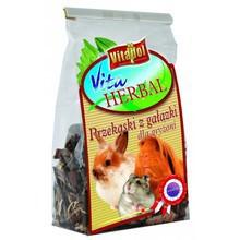 Vitapol Vita Herbal przekąski z gałązki dla gryzoni 100g