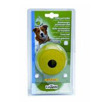 Camon Piłka gumowa na przysmaki o zapachu jabłka - zabawka dla psa 7,5cm