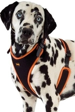 Ferplast Ergocomfort XL- wygodna uprząż dla psów dużych ras, kolor czerwony