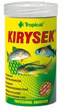 TROPICAL KIRYSEK - pokarm granulowany dla ryb żerujących w strefie przydennej, 100ml