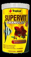 TROPICAL SUPERVIT GRANULAT - wieloskładnikowy pokarm w formie granulatu z beta-glukanem