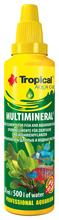 TROPICAL MULTIMINERAL - preparat z mikroelementami do akwariów słodkowodnych